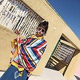 Lxj Schal-Herbst und Winter fließen Sugachang Schal Seide Sonnencreme, Handtuch Drucken von Dual-Use-große Schal Hals 180 * 100c M