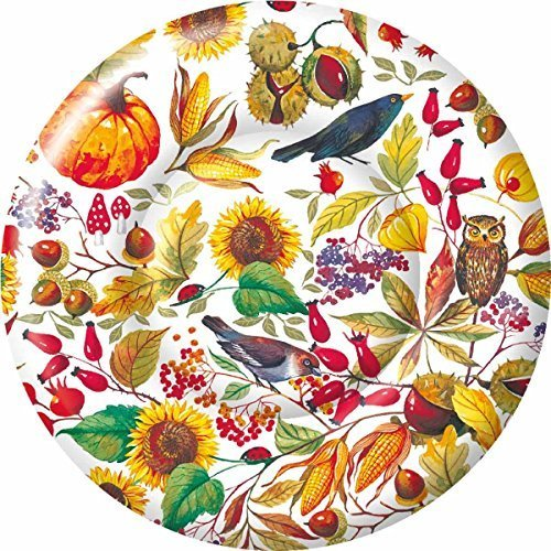 ideal-home-range-8-count-paper-plates-8-inch-autunno-bellino-by-ideal-home-range