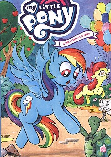Descargar Libro MY LITTLE PONY VOLUME 4 de Collectif