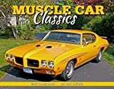 Muscle Car Classics 2016 Calendar 11x14 by Dan Lyons (2015-07-30)