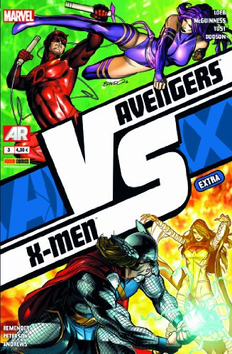 Avengers VS X-men extra 3