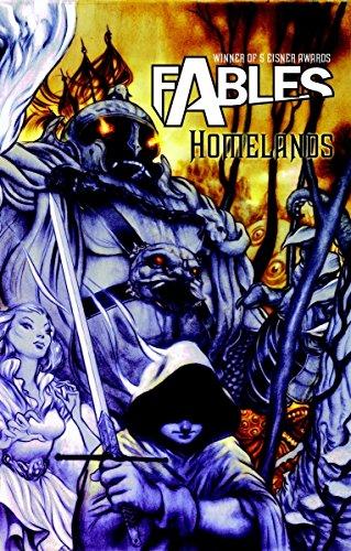 Fables TP Vol 06 Homelands (Fables (Paperback)) por Bill Willingham