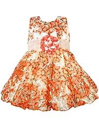 Jennygrace Baby Girl's Party Wear Frock Dress JGG-143