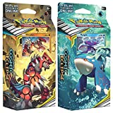 Pokémon POK80596 TCG: Sun & Moon 12 Cosmic Eclipse Themendeck