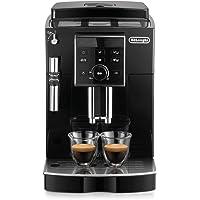 De'Longhi ECAM 25.120.B Kaffeevollautomat mit Profi-Milchaufschäumdüse für Cappuccino, mit Espresso- und Kaffee…