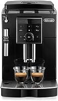 De'Longhi ECAM 25.120.B Kaffeevollautomat | Direktwahltasten und Drehregler | Profi-Aufschäumdüse | 2-Tassen-Funktion |...