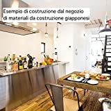 Scarica Libro Esempio di costruzione dal negozio di materiali da costruzione giapponesi (PDF,EPUB,MOBI) Online Italiano Gratis