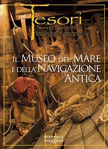 Il museo del mare e della navigazione antica di Santa Severa por Flavio Enei