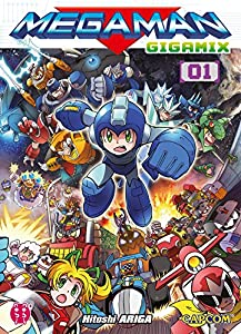 Megaman Gigamix Edition simple Tome 1