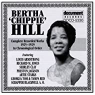 "Bertha ""Chippie"" Hill 1925-1929"