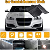 Multipurpose Car Scratch Remover - Car Scratch Remover Cloth, Magic Scratch Remover for Cars, Car Scratch Remover with…