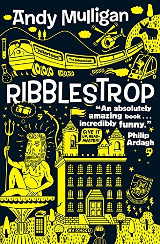 Portada del libro Ribblestrop by Andy Mulligan (2009-08-18)