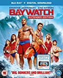 Baywatch (BD + digital download) [Blu-ray] [2017] [Region Free]