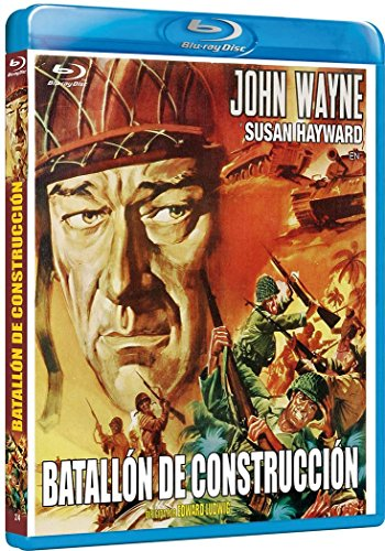 Batallón De Construcción [Blu-ray] 61Rt2s 2BsrBL