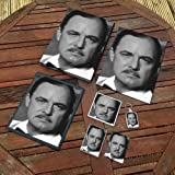 JOHN HILLERMAN - Original Art Gift Set #js001 (Includes - A4 Canvas - A4 Print - Coaster - Fridge Magnet - Keyring - Mouse Mat - Sketch Card)