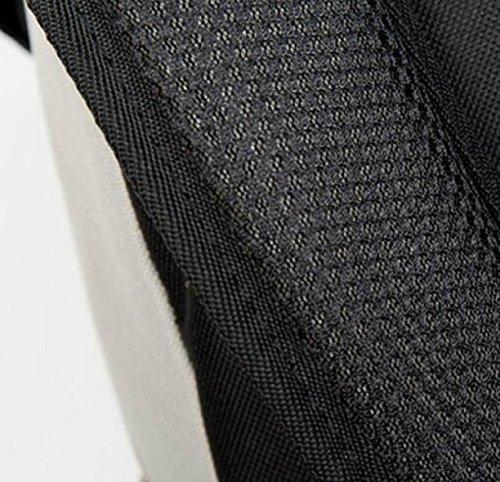 FZHLY Zaino Da Viaggio Fashion College Vento Zaino Semplice Tela Di Canapa,LightGreen LightGreen