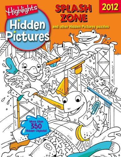 Splash Zone: Highlights Hidden Pictures® 2012