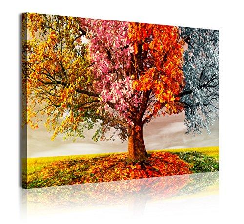 DekoArte 337 - Cuadro moderno lienzo 1 pieza paisaje