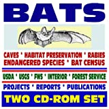 Telecharger Livres 21st Century Ultimate Guide to Bats Caves Habitat Endangered Species Bat Census Rabies Wildflowers Echo Location Boxes Insect Control White nose Syndrome Two CD ROM Set (PDF,EPUB,MOBI) gratuits en Francaise