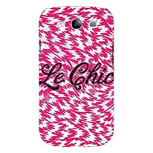 Jugaaduu Le Chic Back Cover Case For Samsung Galaxy S3 Neo
