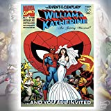 Spiderman & Mary Jane Spider Man Batman & Catwoman Fantastic 4MARVEL COMICS Hochzeit Geburtstag Ticket Einladung Laden Robin Joker DC League Unique Wedding Duplex-Druck Seiten jeder Größe Farbe personalisierbar jeder Text A4A5A6A7