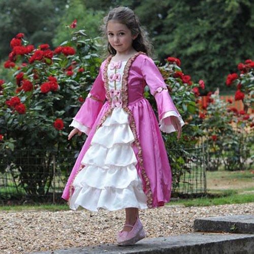 Imagen de marie  disfraz de época para niña, talla 9  11 años pb ma9