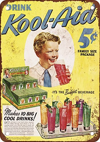 1943-kool-aid-vintage-look-reproduction-metal-tin-sign-203-x-305-cm