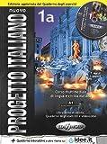 Nuovo progetto italiano. Vol. 1A. Libro dello studente e quaderno degli esercizi. Con CD Audio e CD-ROM