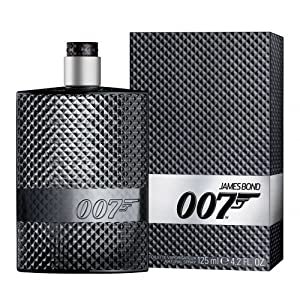 James Bond 007 125ml EDT Spray