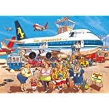 Wasgij Original 2 - Happy Holidays 500 Piece Jigsaw Puzzle by Jumbo Games