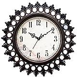Steven Quartz Mantree SnS Creations Designer Round Wall Clock 46cm X 46cm