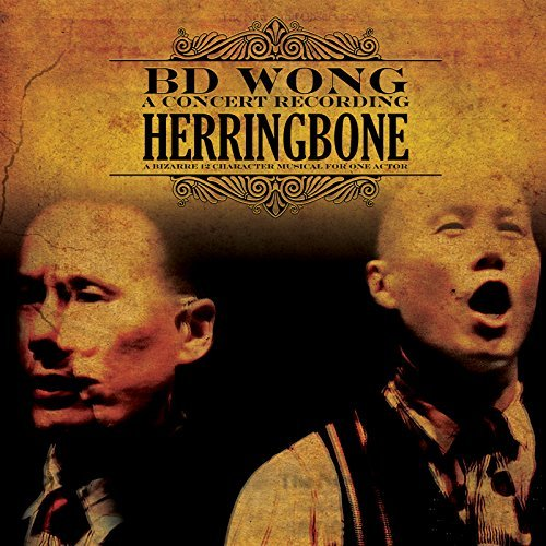 Herringbone (A Concert Recording) by BD Wong (2014-08-03) (Herringbone-band)