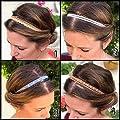 Headband, Bijoux de tête, Accessoire cheveux, Bandeau pour cheveux en dentelle, headband bohème
