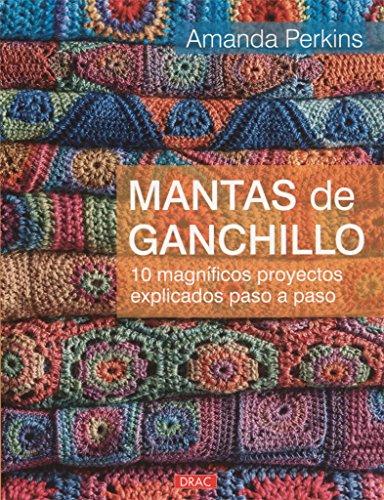 MANTAS DE GANCHILLO por AMANDA PERKINS