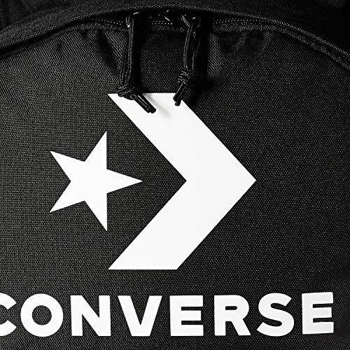 Converse 26 Ltrs Black Casual Backpack (10007031-A01) Image 4