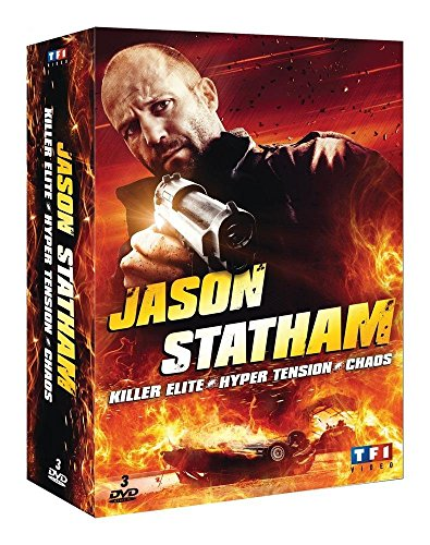 Jason Statham - Coffret - Killer Elite + Hyper Tension + Chaos