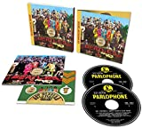 The Beatles: The Sgt.Pepper's Lonely Hearts Club Band (Deluxe Anniv.) (Audio CD)