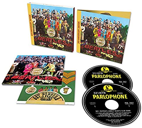 The Beatles Box - Sgt. Pepper's Lonely Hearts Club Band -