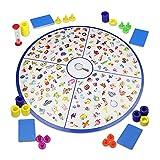 Ocamo Juego de Detectives Puzzle para Buscar Diferentes,Juegos de entrenamiento cerebral,Aprendizaje de juguetes