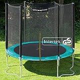 Ultrasport Trampolin Jumper, 251 cm - 2