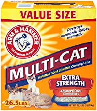 Arm & Hammer Extra Strength Clumping Litter Multi-Cat Value Size