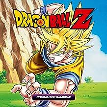 Dragon Ball Z Official 2019 Calendar - Square Wall Calendar