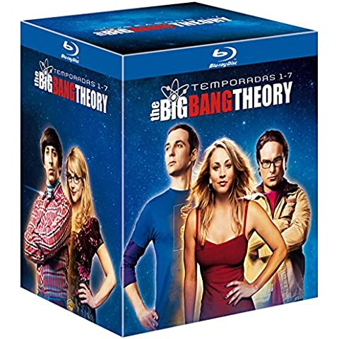 The Big Bang Theory - Temporadas 1-7