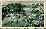 1948 Siena - Albergo centrale Chianciano Terme, Foggia San Severo - FP B/N VG Cartolina Postale