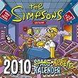 Simpsons Spa�kalender 2010: Wandkalender
