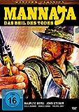 DVD Cover 'MANNAJA - Das Beil Des Todes