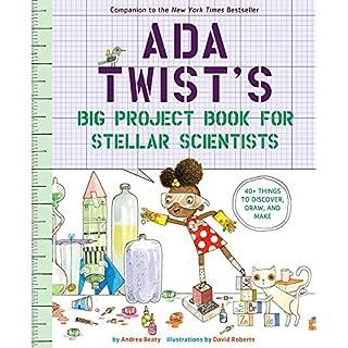 Ada Twist's Big Project Book for Stellar Scientists (Ada Twist Scientist)