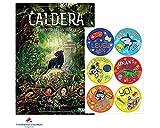Planet!! Caldera 1: Die Wächter des Dschungels (Gebundene Ausgabe) + 1. Cooler Kinder - Stickerbogen & Exklusive Buchspielbox - Überraschung