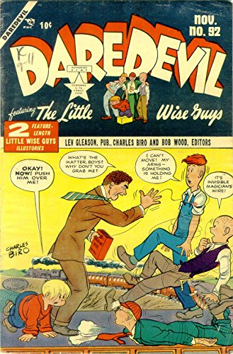 Daredevil Comics #92 (English Edition)
