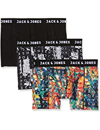 Jack & Jones Jaccitylife Trunks 3 Pack_1 - Boxer - Homme